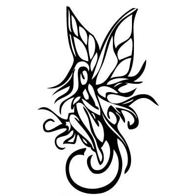 Fairy 14 Sticker