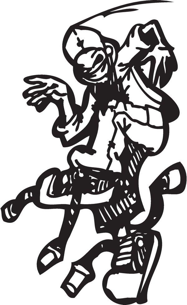 Dance Sticker 6