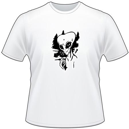 Alien T-Shirt 16