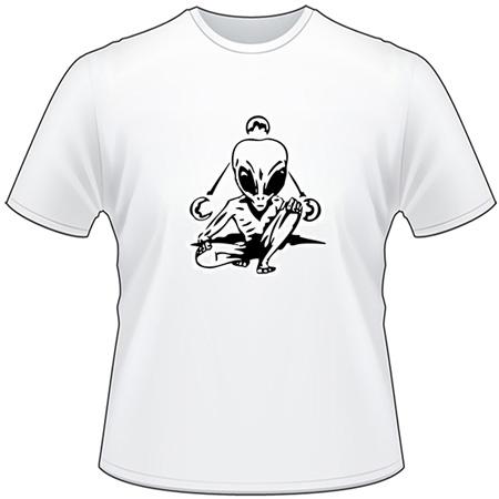 Alien T-Shirt 17