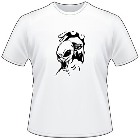 Alien T-Shirt 2