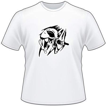 Alien T-Shirt 91