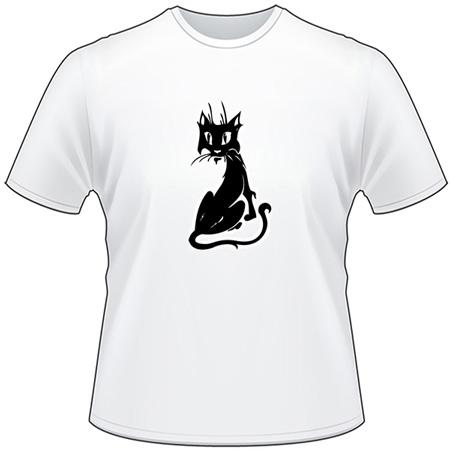 Cat T-Shirt 15