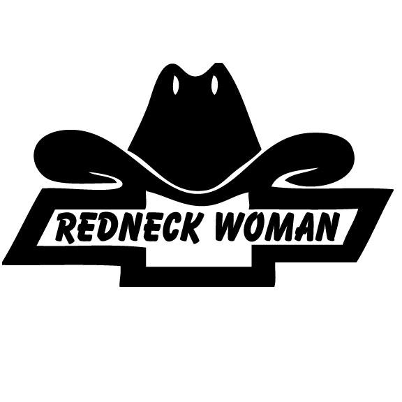 Redneck Woman Sticker