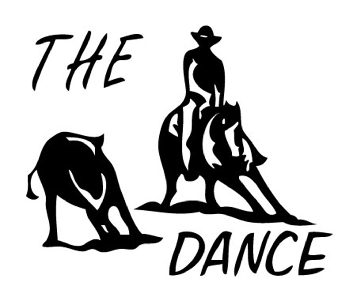 The Dance Sticker