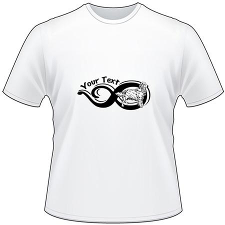 Golden Retriever Infinity T-Shirt