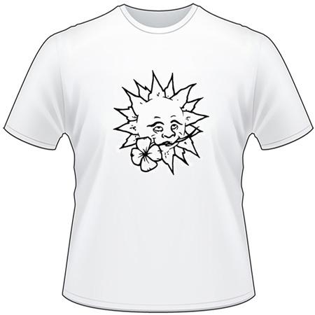 Sun T-Shirt 222