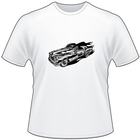 Flaming Hotrod T-Shirt 21
