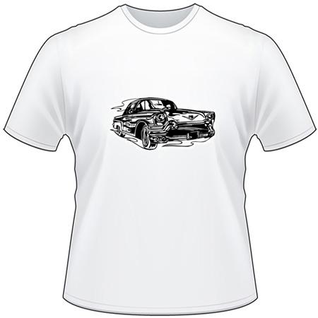 Flaming Hotrod T-Shirt 23