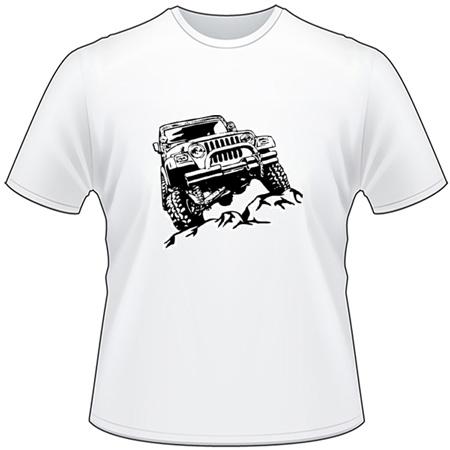 Jeep Rock Crawling T-Shirt