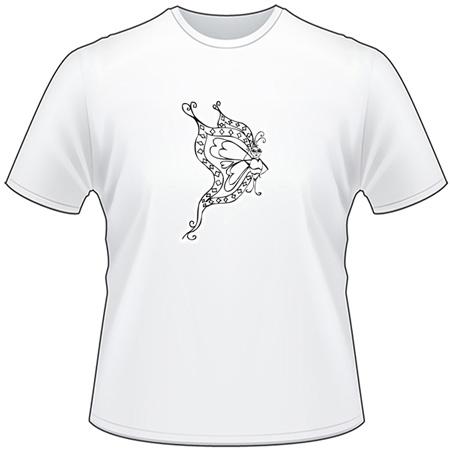 Butterfly 10 T-Shirt