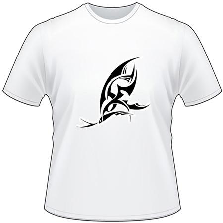 Tribal Butterfly T-Shirt 100