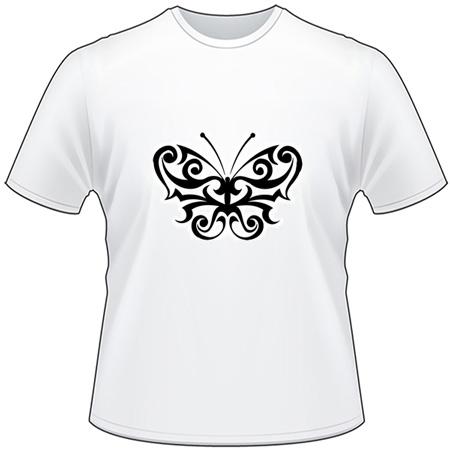 Tribal Butterfly T-Shirt 109