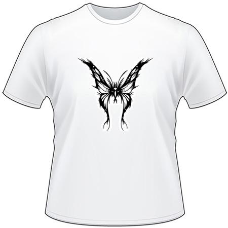 Tribal Butterfly T-Shirt 235