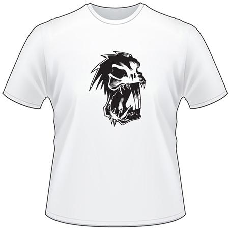 Aggressive Creature T-Shirt 5