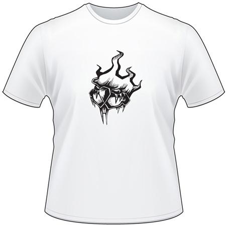 Aggressive Creature T-Shirt 6