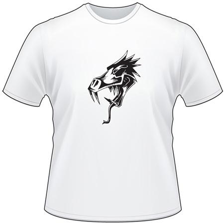 Aggressive Creature T-Shirt 7