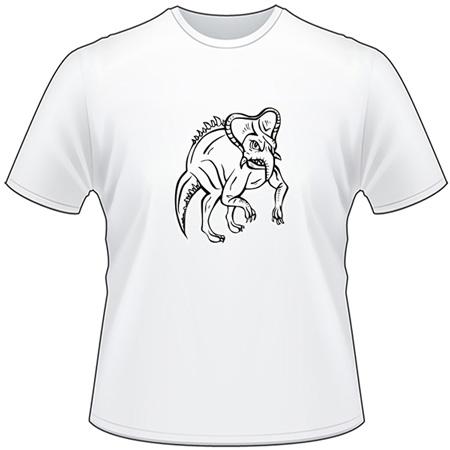 Dinosaur 11 T-Shirt
