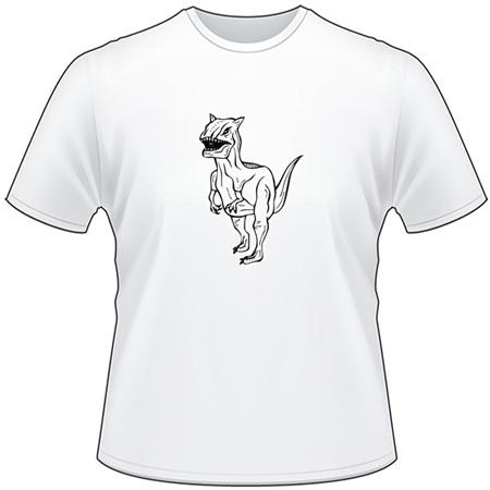Dinosaur 12 T-Shirt