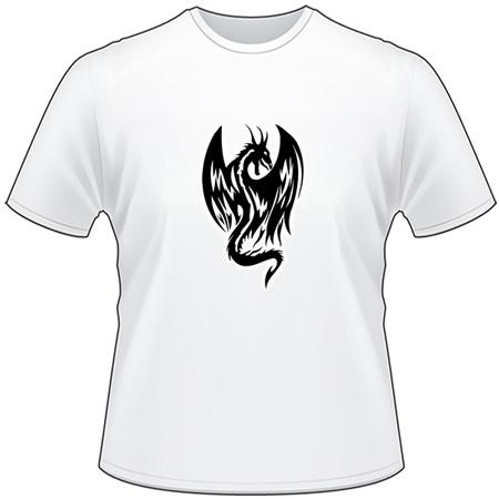 Tribal Dragon T-Shirt 82