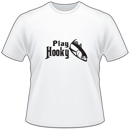 Play Hooky Tuna Fishing T-Shirt