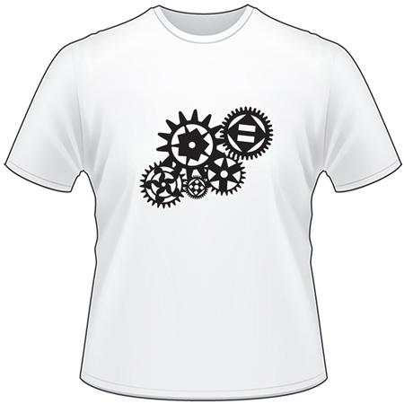 Gear T-Shirt 84