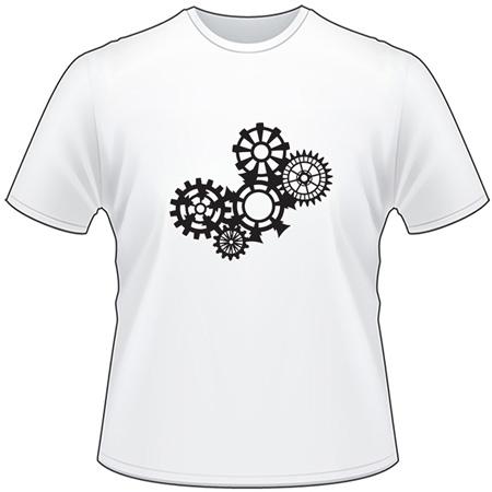 Gear T-Shirt 93