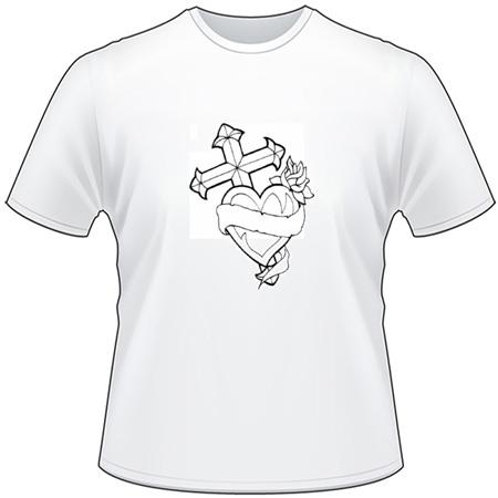 Heart T-Shirt 218
