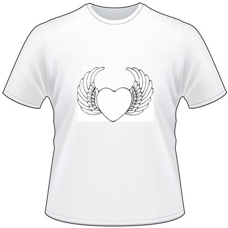 Heart T-Shirt 296