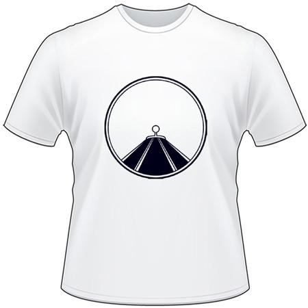 Cross Hair T-Shirt 2