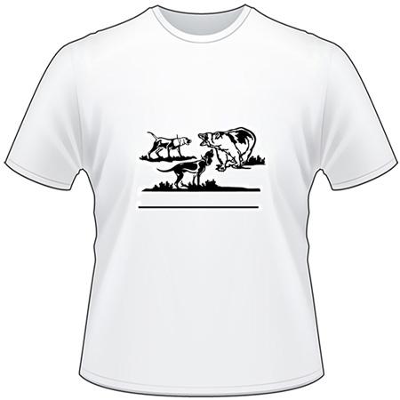 Wide Open Bear T-Shirt