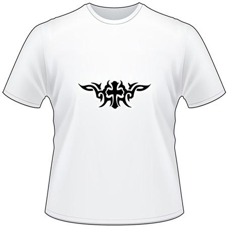 Cross Tribal T-Shirt