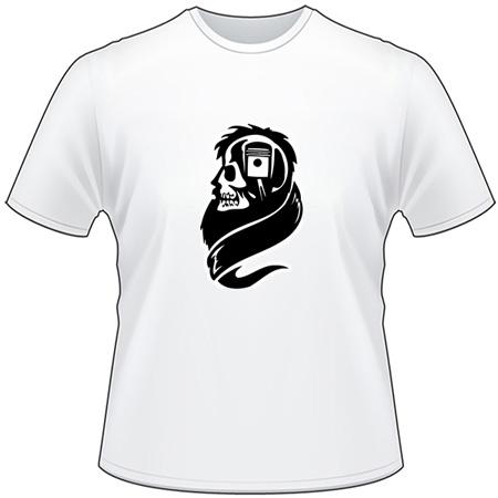 Tribal Bike T-Shirt 21