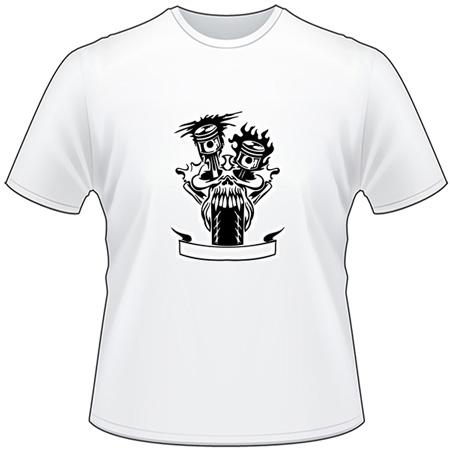 Tribal Bike T-Shirt 23