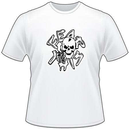 Fear This Skull T-Shirt