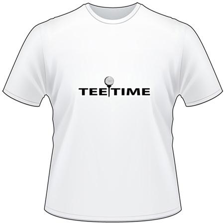 Tee Time Golf T-Shirt