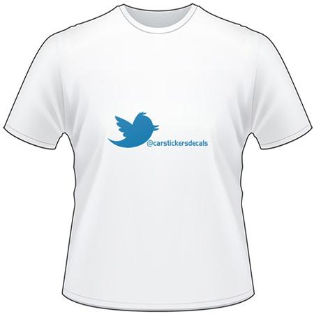 Twitter Username T-Shirt