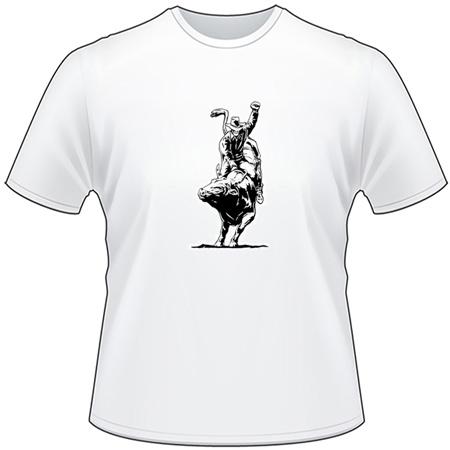 Bull Riding 23 T-Shirt