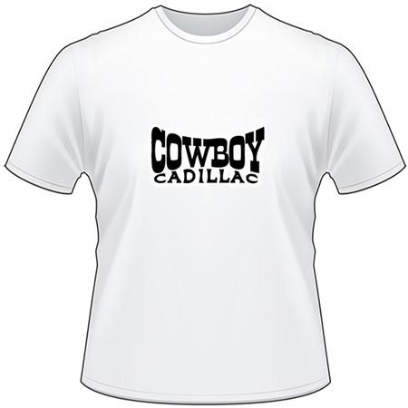 Cowboy Cadillac T-Shirt