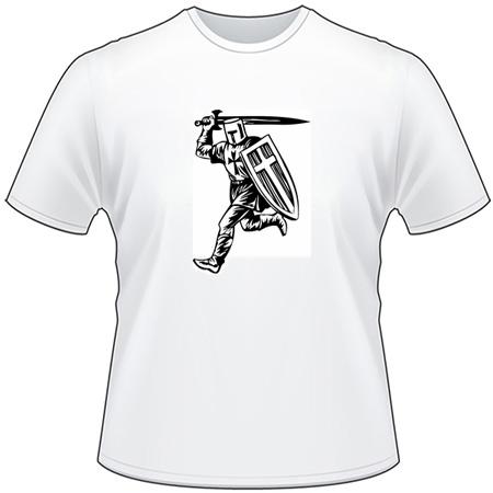 Crusader  T-Shirt 81