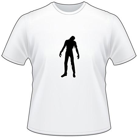 Zombie Man T-Shirt 2