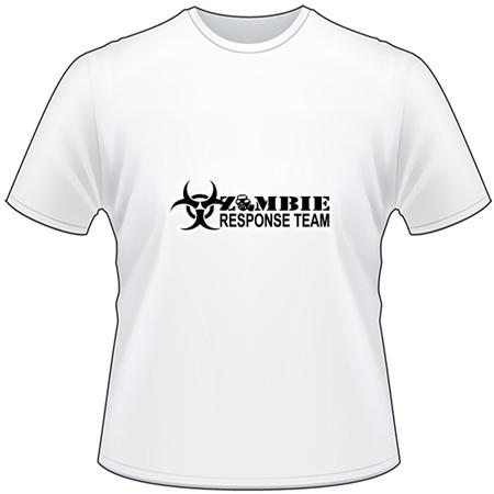 Zombie Response Team T-Shirt 2