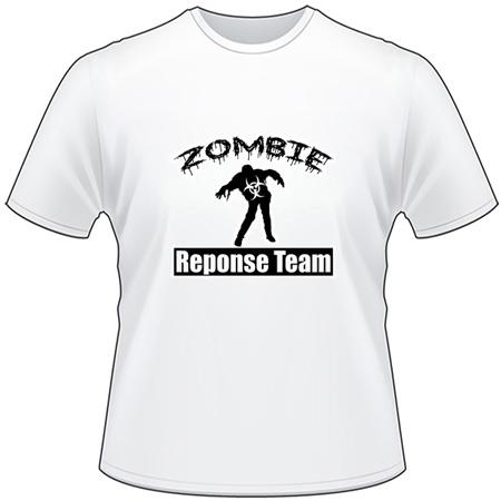 Zombie Response Team T-Shirt 3