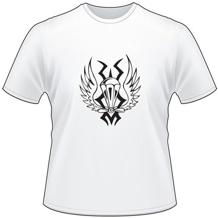 Military Emblem T-Shirt 20