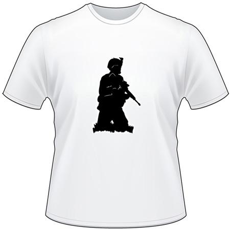 Military Man 2 T-Shirt