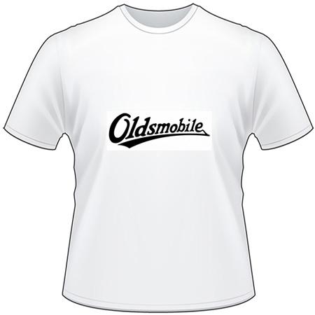Oldsmobile Logo T-Shirt