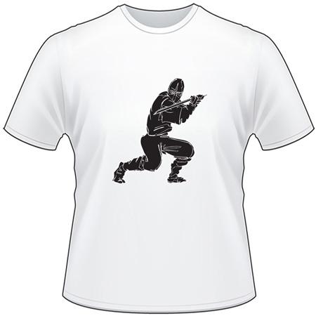 Ninja T-Shirt 13