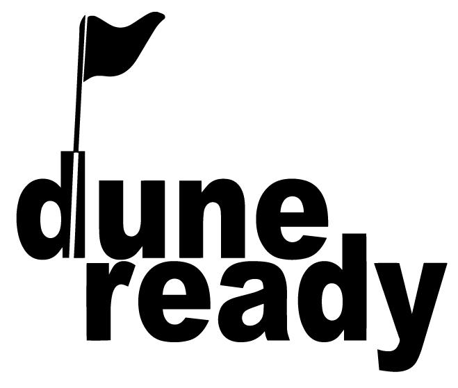 Dunes Ready Sticker