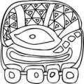 Mayan Stickers