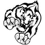 Big Cat Sticker 11
